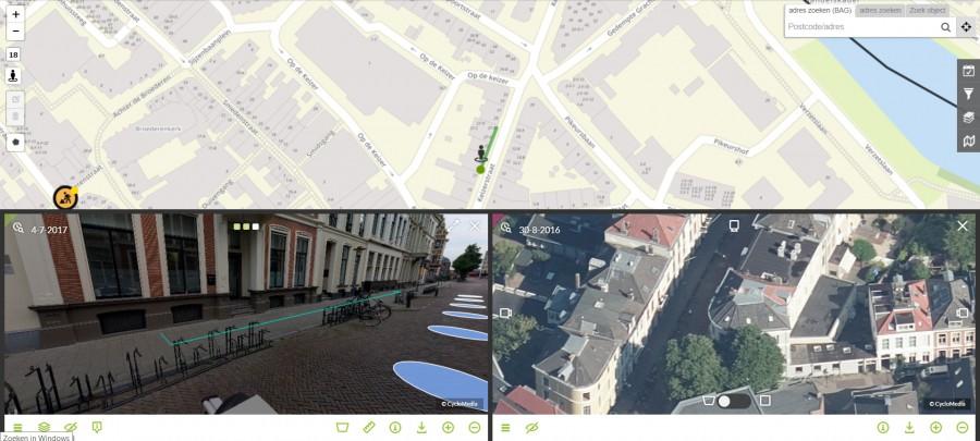 Integratie CycloMedia Street Smart in het WoW Portaal®