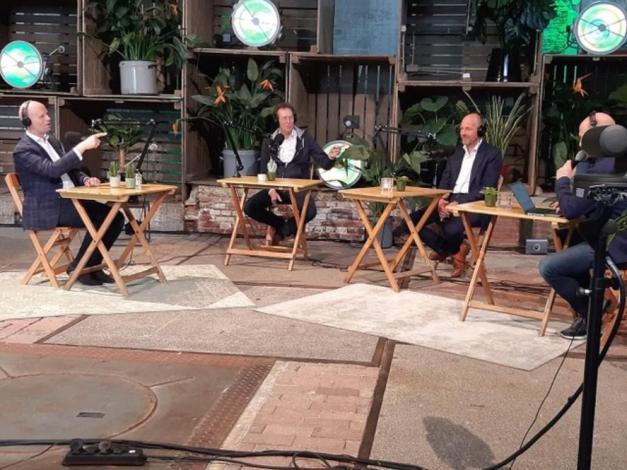 Podcast met Rik de Visser, Jaap Wijnker van Stantec en Ed Schravesande: Ontwikkelingen CAAS